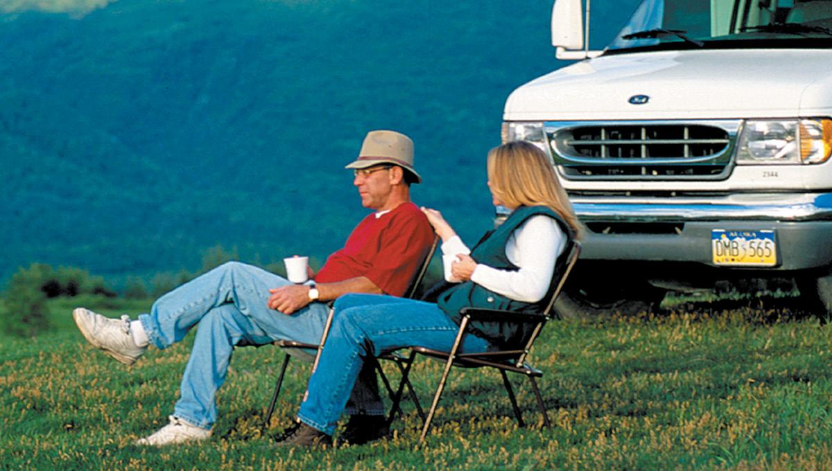 Alaska RV Rentals | Alaska Travel Adventures